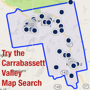 Try the Carrabassett Valley Map Search