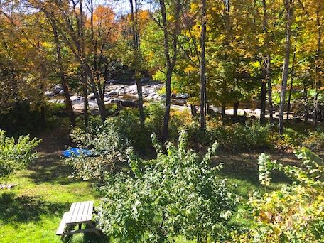 Secluded Back Yard, 15 River Rd, Phillips, ME 04966
