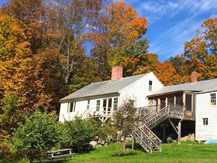Back of House in Autumn, 15 River Rd, Phillips, ME 04966