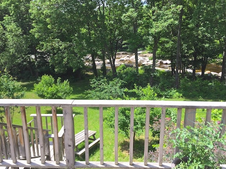 Secluded Back Yard, 15 River Road, Phillips, ME 04966