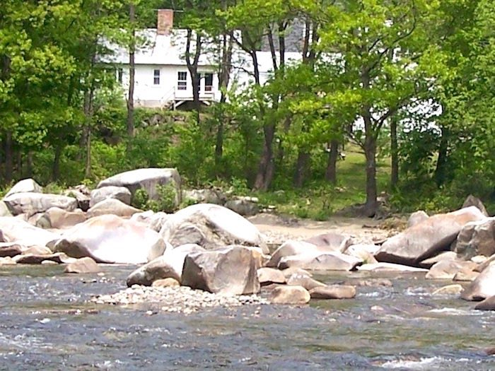 15 River Road, Phillips, ME 04966,  from the Sandy River